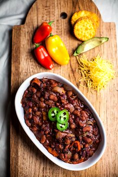 4 Bean Vegetarian Chili