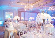 A beautiful wedding ceremony in our Ballroom #WeddingWednesday Photo Credit: K Photographie