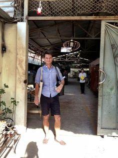 Saigon factory boy