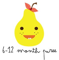 Baby Food   organic baby food recipes by age.