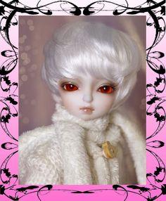 girl bjd, doll, angel studio, msd bjd, bjd style