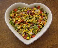 corn bean avocado salsa