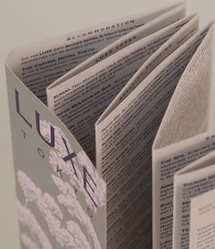 Luxe City Guide Book - Tokyo