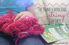 The Homeschooling String Theory