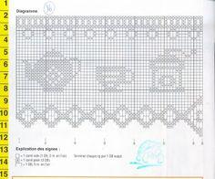 crochet home windows on pinterest crochet curtains. Black Bedroom Furniture Sets. Home Design Ideas