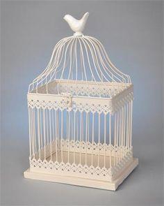 24 x 17cm Bird Cage