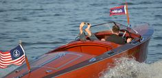 Just because you own a gazillion dollar boat does not mean you can't have fun.
