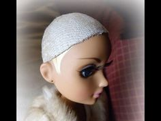 How to Make Doll Wig Caps for Any Type of Doll