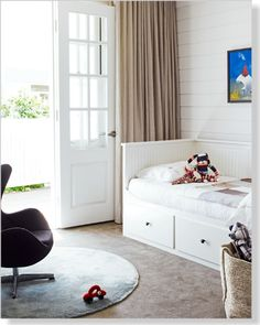 IKEA Hemnes daybed as children's bed
