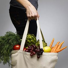 Buy local, spend less.  Opt for #organic #seasonal fruit and veggies. That way, you're not paying extra for the transportation costs to ship out-of-season foods from other places. #save #budget | Health.com