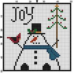 Free Christmas Cross Stitch Patterns from Woolen Snails