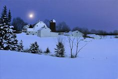 """Sunset Moonrise AP"" by Alexander Volkov"