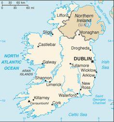 Ireland is my DREAM vacation!!