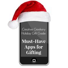 CG Holiday Gift Guide: Must-Have #Apps  #christmas #gift
