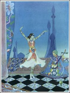 Arabian Nights ~ Penn Publishing ~ 1928