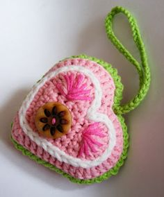 Fizule71: crochet heart tutorial