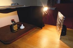 How to set up your tabletop photo studio $5