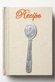 Cute DIY Recipe binder