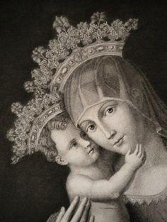 Virgin Mary & Child