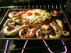 How-To: Octopizza Pie
