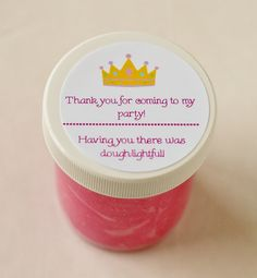 Hey, I found this really awesome Etsy listing at http://www.etsy.com/listing/119481828/princess-party-favor-homemade-play-dough