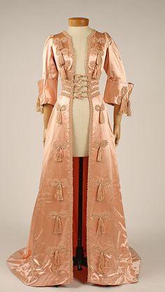 Vintage Negligée  ca 1908