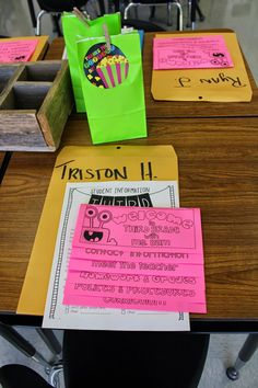 Tunstall's Teaching Tidbits: School Tour Continued!