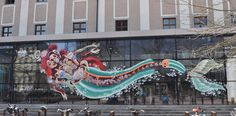 "NYCHOS | ""dissection of the little mermaid"" Linz 2014"