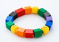 The cutest lego bracelets!