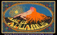 "Astrology: The Age Of Aquarius - Do you remember the '60's musical ""Hair"", or maybe your grandparents told you about it! The opening number of which was ""This is the dawning of the age of Aquarius"", or was that the first line? Anyway, there are different theories regarding the start of the age of Aquarius. What most astrologers agree on however is that we are in the age of Aquarius now. Read More: http://www.horoscopeyearly.com/astrology-the-age-of-aquarius/"