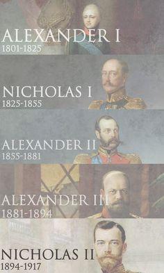 Romanov Tsars