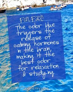 True story. Green does that as well. Write with blue pen and, oh so easy! Look up at the wonderful SKY!
