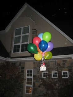 """elf on the shelf goes for a """"hot air"""" balloon ride! this link has tons of ideas all with pictures!"""