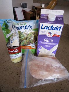 Living a Changed Life: Recipe Review: Broccoli Cheese Chicken