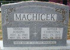 Christina Caroline <i>Havelka</i> Machicek