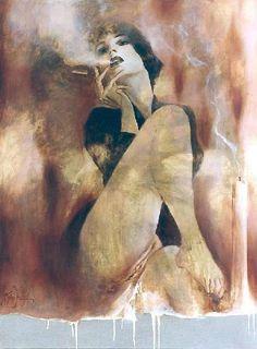 Old Erotic Art art inspir, umjetnost art, souvenir, erot art