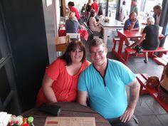 At Tapas & Oysters, Knysna 2013