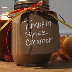 Pumpkin Spice Creamer (non-dairy)