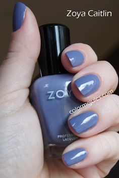 Zoya Caitlin - www.colormejules.com