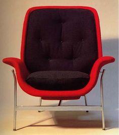 George Nelson - Kangaroo Chair