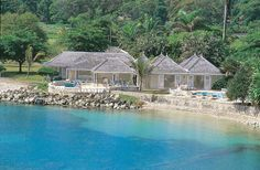 Tradewinds is a two-bedroom, #privatevilla, located #seaside at the #TryallClub. #Jamaica