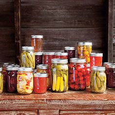 Easy 3-Step Guide to Canning Produce | Yes, it really is that easy | SouthernLiving.com