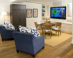 Basement Basement Renovations Design, Pictures, Remodel, Decor and Ideas - page 10