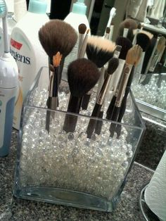 DIY Makeup Organization Pictures, Photos, and Images for Facebook, Tumblr, Pinterest, and Twitter