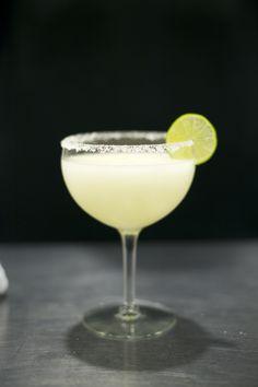 Summer Margarita: Can of frozen diet limeade, 12 oz. tequila, 24 oz. diet Sprite.
