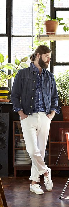 MEN TRAVEL DIARIES - Konrad Lindholm (by Backyard Bill) #BackyardBill #Menswear #KonradLindholm #SS14