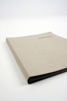 Fanzine by Maurits Wouters, via Behance