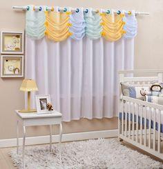 Cortina Bebê cortina da, cortina bebê, da neusa, receta de, de cocina