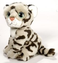 Wild Watchers Snow Leopard at theBIGzoo.com, a family-owned gift shop with 12,000+ animal-themed items.
