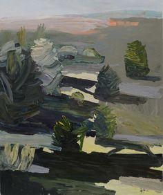 © Guy Maestri ~ Guy Maestri  Heavy Ground at Tim Olsen Gallery Sydney Australia ~ 13 - 31 March